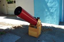 Solid-tube Dobsonian Telescope